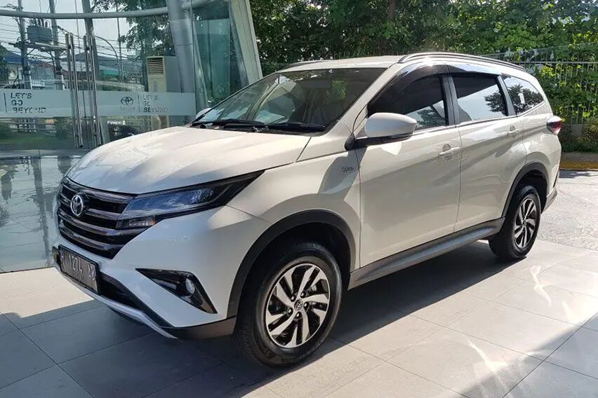 Tawaran Cicilan Toyota Rush Mulai Rp 4,3 Juta Lewat Layanan Mobility EZDeal
